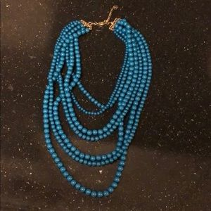 Bauble bar turquoise necklace